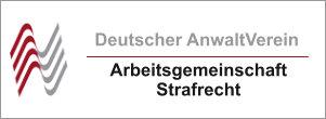 Arge Strafrecht Deutscher AnwaltVerein Mitglied Anwalt Strafrecht Starnberg